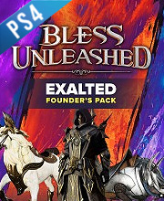 Bless Unleashed Exalted Founder's Pack