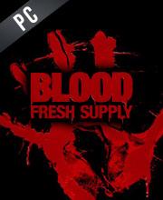 Blood Fresh Supply