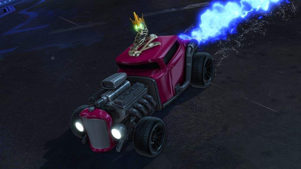 Rocket League bone-king-topper