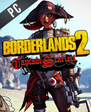 Borderlands 2 Captain Scarlett