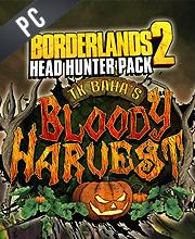 Borderlands 2: headhunter 1: bloody harvest code generator