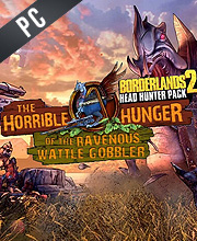 Borderlands 2 Headhunter DLC Complete Pack