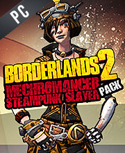 Borderlands 2 Mechromancer Steampunk Slayer