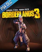 Borderlands 3 Multiverse Final Form Amara Cosmetic Pack