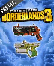 Borderlands 3 Toy Box Weapons Pack