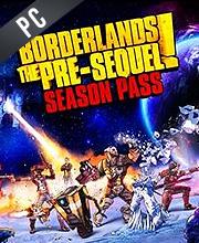 Borderlands The Pre Sequel Season Pass