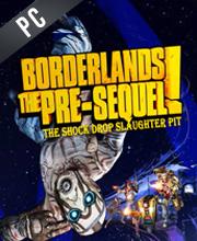 Borderlands The Pre-Sequel the Shock Drop Slaughter Pit