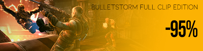 Bulletstorm Full Clip Edition CD Key Compare Prices