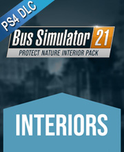 Bus Simulator 21 Protect Nature Interior Pack