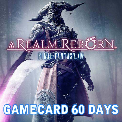 Buy FFXIV A Realm Reborn 60 days Gamecard Compare Prices