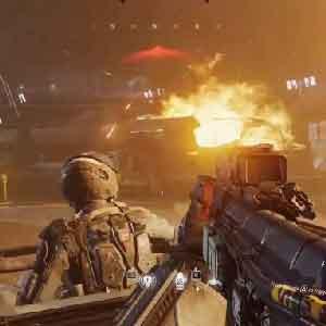 Call of Duty Infinite Warfare Battle Chaos