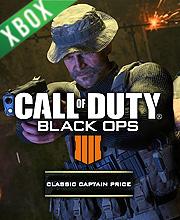 COD Black Ops 4 Captain Price