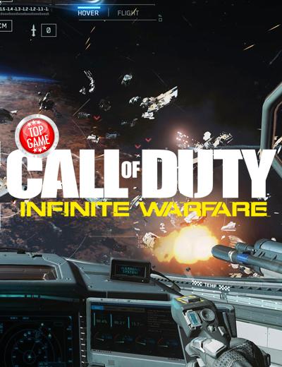 It's a Call of Duty Infinite Warfare Free Weekend on Steam!