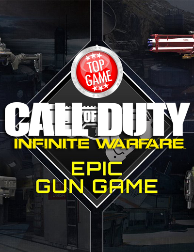 New Call of Duty Infinite Warfare Epic Gun Game Available for a Week