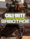 Call of Duty Infinite Warfare Sabotage DLC Available Today