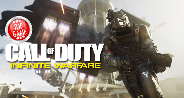 Call of Duty Infinite Warfare Making Changes Cover