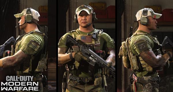 Call of Duty: Modern Warfare Ronin