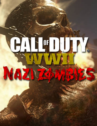 Call of Duty WWII Nazi Zombies Trailer Is Revealed