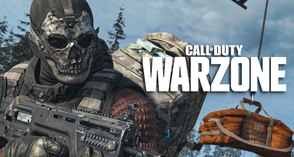 Call of Duty Warzone Banner - How To Get FREE MODERN WARFARE BETA CODES!