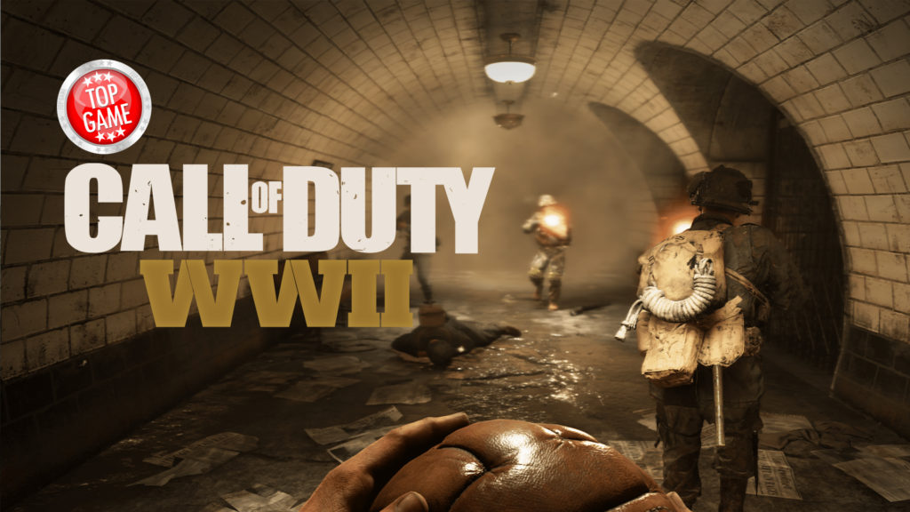 Call of Duty WW II Multiplayer Mode Cover