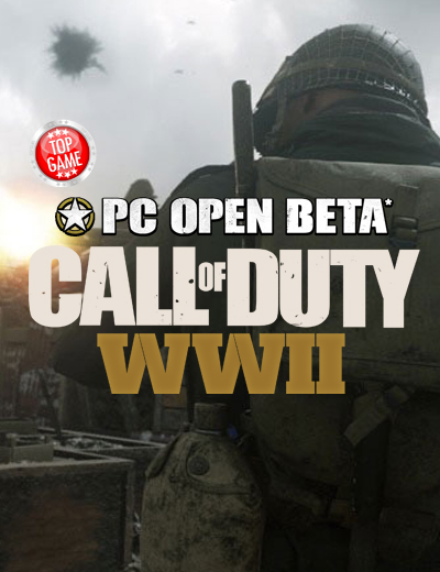 Join the Call of Duty WWII PC Open Beta Now!