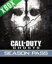 Call of Duty Ghosts Season Pass