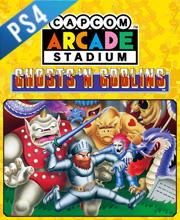 Capcom Arcade Stadium Ghosts 'n Goblins