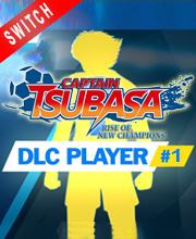 Captain Tsubasa Rise of New Champions Football Player DLC 1