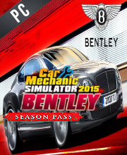 Car Mechanic Simulator 2015 Bentley