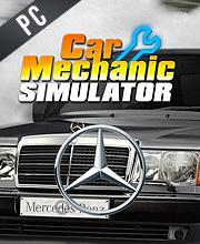 Car Mechanic Simulator 2018 Mercedes-Benz DLC