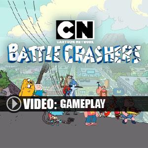 Cartoon Network Battle Crasher Nintendo Switch Gameplay Video