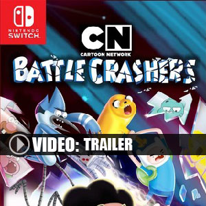 Cartoon Network Battle Crasher Nintendo Switch Prices Digital or Box Edition