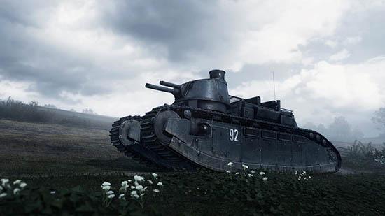 Battlefield 1 New Behemoth