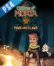 Children of Morta Paws and Claws