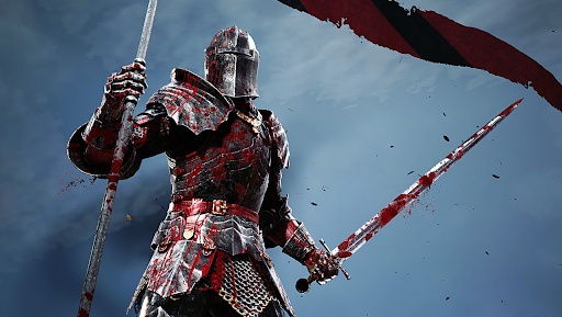 Chivalry 2 Bloody Knight