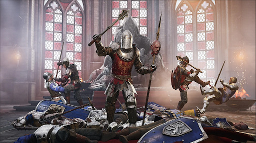 Chivalry 2 Characters