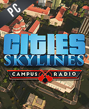 Cities Skylines Campus Radio