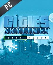 Cities Skylines Deep Focus Radio
