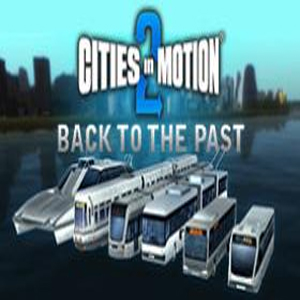 Buy Cities in Motion 2 Back to the Past CD Key Compare Prices