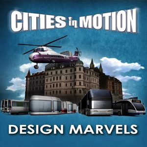 Buy Cities in Motion Design Marvels CD Key Compare Prices