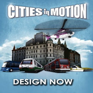 Buy Cities in Motion Design Now CD Key Compare Prices