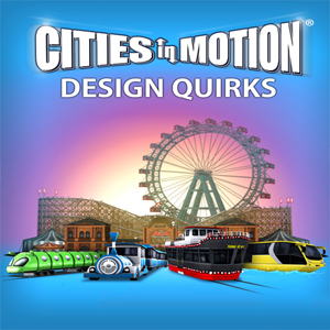 Buy Cities in Motion Design Quirks CD Key Compare Prices