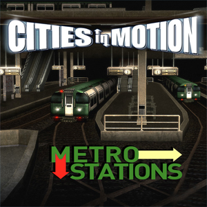 Buy Cities in Motion Metro Station CD Key Compare Prices