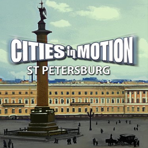 Buy Cities in Motion St Petersburg DLC CD Key Compare Prices