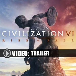 Buy Civilization 6 Rise and Fall CD Key Compare Prices