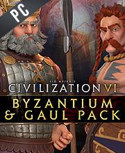 Civilization 6 Byzantium & Gaul Pack