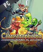 Claustrophobia The Downward Struggle