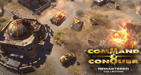 Command and Conquer Remastered Collection Cut Footage