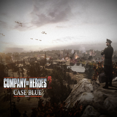 Buy Company Of Heroes 2 Theatre Of War - Case Blue DLC CD Key Compare Prices