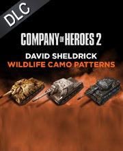 Company of Heroes 2 David Sheldrick Trust Charity Pattern Pack
